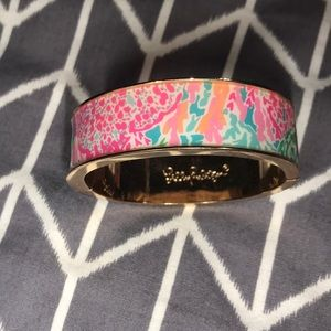 Lilly Pulitzer Let's Cha Cha Bangle